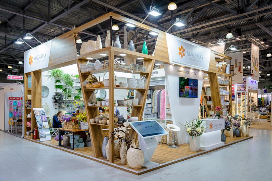 МАГАМАКС на выставке HOUSEHOLD EXPO 2020